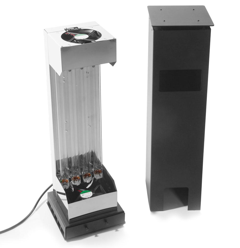 Luftsterilisator mit UV-C Lampen